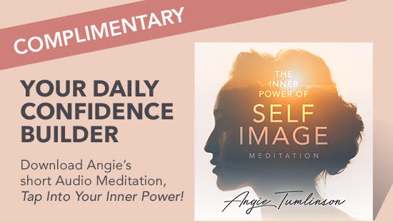 Download Angie's short Audio Meditation,'Tap Into Your Inner Power'